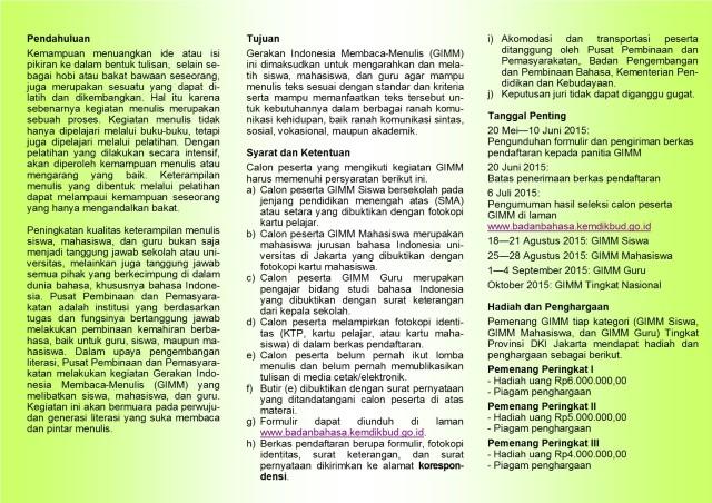 brosur GIMM (Hal Dalam)
